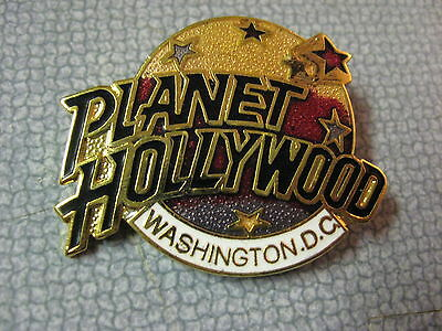 NEW Vintage Planet Hollywood Pin Washington D.C. Not Hard Rock Cafe Not HRC