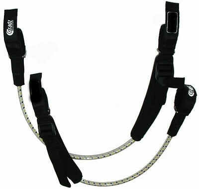 "Windsurfing Vario Harness lines, 22 - 28"" or 26 - 32""."
