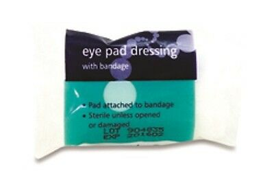 Reliance 321 Sterile Wound Dressing Eye With Bandage