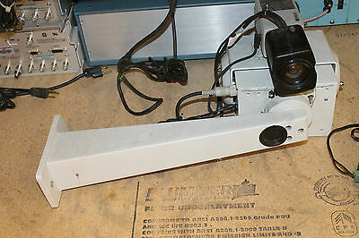 Pelco PT280-24P PAN TILT WITH WV-BP334 CAMERA WITH WALL MOUNT