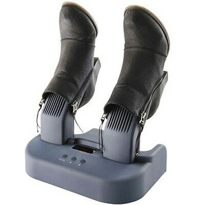 Cli-Mate Sterilising & Deodorising Shoe Dryer - No More Smelly Shoes! New! CLISD
