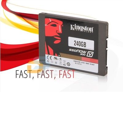 "Hard Disk 2,5"" Sata 240Gb Ssd Kingston Serial Hdd Solid State Drive 240 Gb"