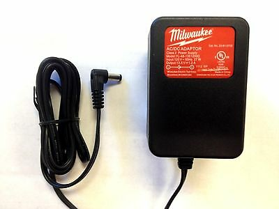 Milwaukee 23-81-0700 M12 AC/DC Adapter for 2590-20