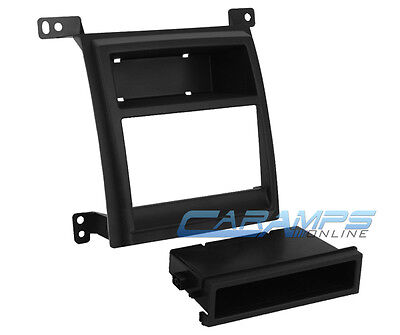 2005-2011 Sts Single Or Double 2 Din Car Stereo Dash Installation Mounting Kit