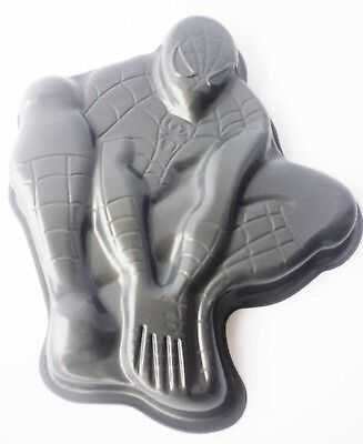 Kuchenform Kuchen Spiderman Spider-Man Backblech Backform Backen Marvel 28x35 cm