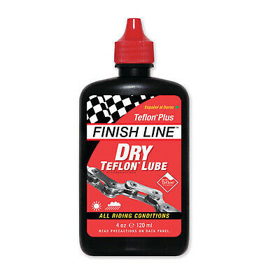 Finish Line (Dg) Dry Lube (Teflon +) 4Oz