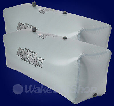 Fly High Fat Sac Wakeboard Surf Boat Ballast Bag Set Of 2 - 1500Lbs Total! W707