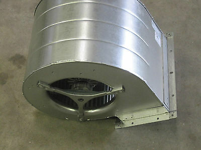 Industrial Extractor Centrifugal Fan 250 dia 3400 m3/hr 1400rpm 230v AC Blower