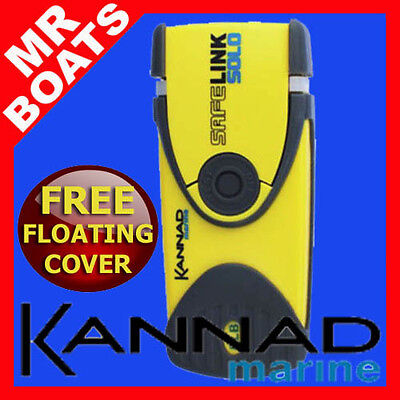 KANNAD Safe Link SOLO (Compact) PLB  Personal Locating Beacon EPIRB ✱BRAND NEW✱