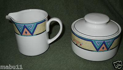 CHRISTOPHER STUART MONTERO SUGAR AND CREAMER SET