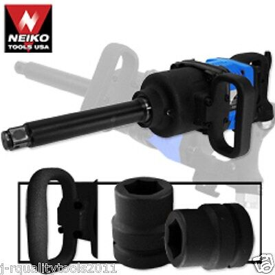 "1"" Inch Drive  Long Shank Air Impact Wrench Gun Power"