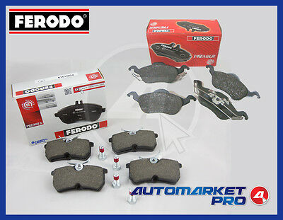 Kit 8 Pastiglie Freno Ford Focus I° Serie 1.8 Tdci Tdi Diesel Tddi Ant. + Post.