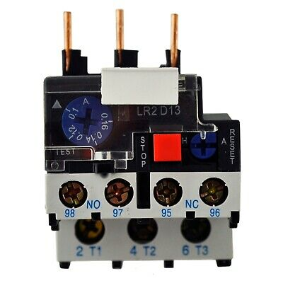 Aftermarket Telemecanique LR2-D1321 Thermal Overload Relay 12-18.0A