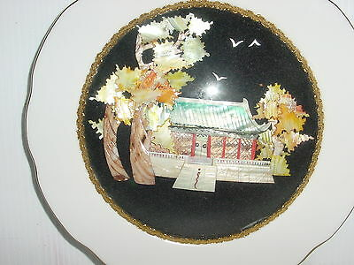 3D Tea House Decorative Display Plate, AWESOME