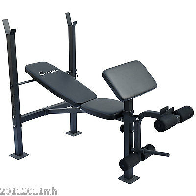Soozier Fitness Abdominal Bench Hyperextension Ab Trainer Exercise Roman Chair