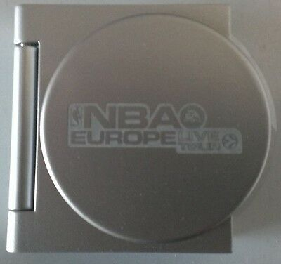 NBA Europe Live Tour Collectible Alarm Clock with Photo Frame