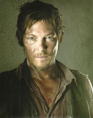 Norman Reedus 11x14 Photo Picture The Walking Dead Poster Daryl Dixon Headshot