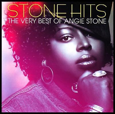 Angie Stone - Hits : The Very Best Of Cd ~ R&B / Pop Greatest Compilation *New*