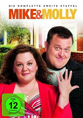 Mike & Molly - Season/Staffel 2 * NEU OVP * 3 DVD Box * (and,und)