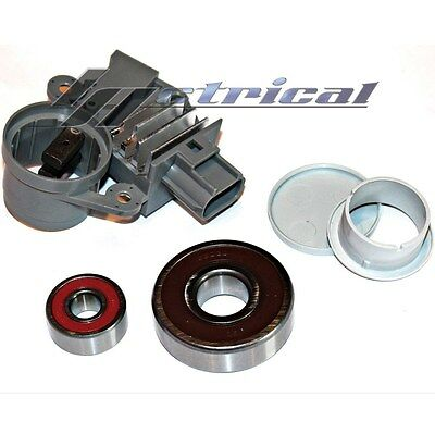 NEW ALTERNATOR REPAIR KIT For FORD 6G SERIES FOCUS 2L REGULATOR BRUSHES BEARINGS