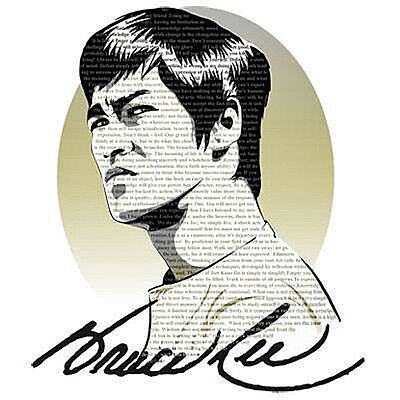 Bruce Lee Type  T Shirt Choose Style, Size, Color Kung Fu Licensed Tee  10383