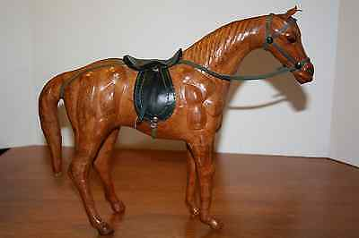 Collectible Leather Horse Ornemant