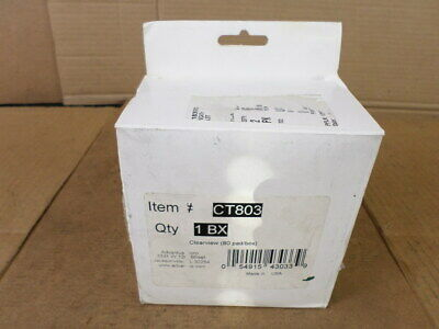 Box of Approx. 80 CleanTex CT803 Clearview Computer Screen Cleaners