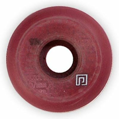 NOS Powell Peralta MINI RAT 2 Skateboard Wheels 57mm 97a RED