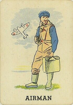 Vintage Single Card: Airman