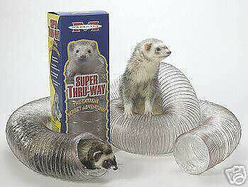Marshall 15 Foot Ferret Thru Way Freeway Tunnel Toy