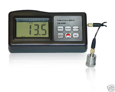 Digital Vibration Tester,Meter and Monitor,Vibrometer