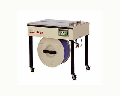 Strapack Standard Semi-Automatic Beltless Strapping Machine D-53X2