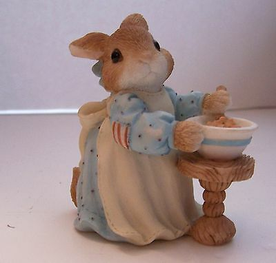 EC ENESCO MY BLUSHING BUNNIES A Mom Like You Is A Blessing Come True 1995