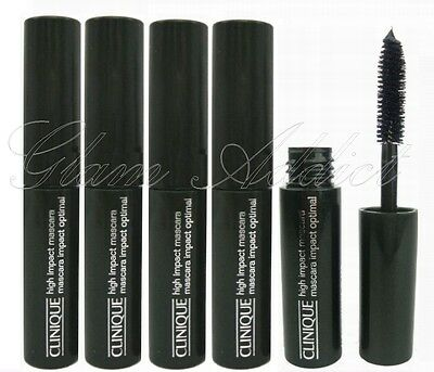 CLINIQUE High Impact Mascara 3.5ml in 01 Black or 11 Brightening Black