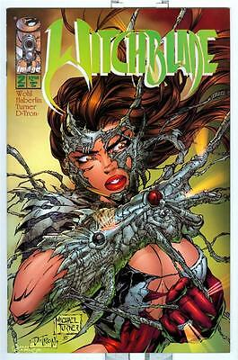 Witchblade #2; 1st Print VF/NM Free Shipping! Top Cow