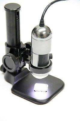 Compact Stand for Dino Lite Digital Microscopes AM4113T/AM4113ZT/AM3113 (MS34B)