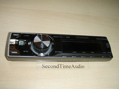 Pioneer DEH-P7950UB Faceplate Only- Tested Good Guaranteed!