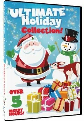 Ultimate Holiday Collection! (DVD, 2012) Widescreen Christmas Brand New Sealed