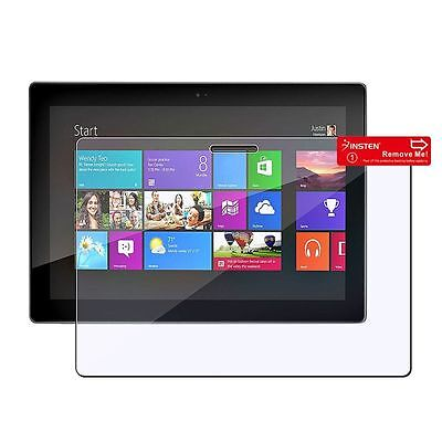 3X Clear Screen Protector Cover Films For Microsoft Surface Tablet Windows 8