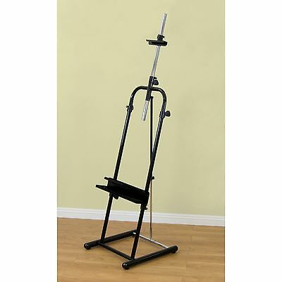 Studio Designs Black Deluxe Easel with Telescope Tilt Adjustment