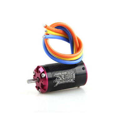 Tenshock 1:10 Short Course 4 Pole Sensorless RC Brushless Motor SC401V2-4400KV