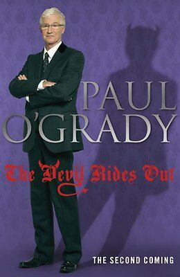 The Devil Rides Out by O'Grady, Paul Hardback Book The Cheap Fast Free Post
