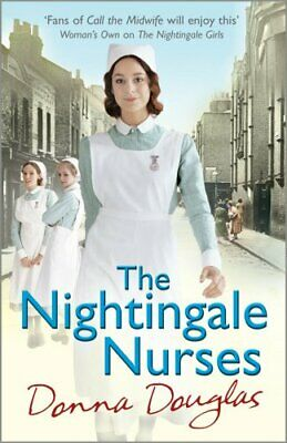 The Nightingale Nurses: (Nightingales 3) by Douglas, Donna Book The Cheap Fast