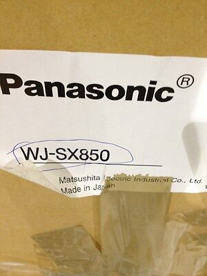 Wj-Sx850 Panasonic New/Unused Matrix Switcher Card  Cage