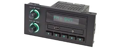 1984 - 1989 Corvette C4 Newport Din 1.5 Radio  (Bluetooth/IPod/IPhone)