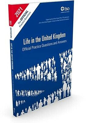Latest Life in the UK Official Practice Questions and Answers Book for 2020 *QA