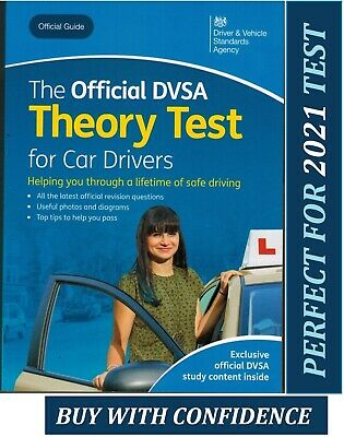 UK - The Official DSA Theory Test for Car Drivers Book Test in 2018 PB *theoBk
