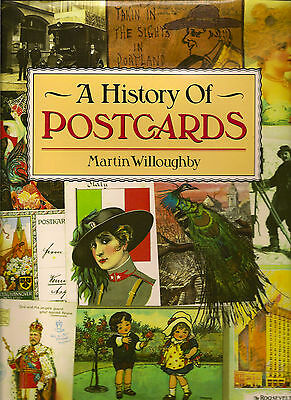 POSTCARDS : A history of Postcards-WILLOUGHBY