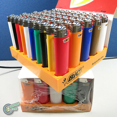Bic lighters (100) maxi with childguard best price