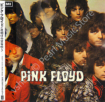 PINK FLOYD THE PIPER AT THE GATES OF DAWN CD MINI LP OBI Gilmour Mason Waters